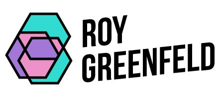 Roy Greenfeld logo